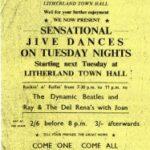 Cuarta presentación en el Litherland Town Hall