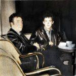 John Lennon celebra su cumpleaños en Paris junto a Paul