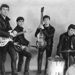 La primera sesión de fotos de Los Beatles