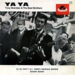 Grabación para Tony Sheridan y presentación en el Star Club de Hamburgo