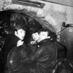 Gene Vincent se presenta en La Caverna, con Los Beatles como teloneros