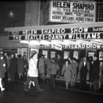 Inicio del tour inglés con Helen Shapiro
