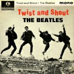 "Se edita el primer EP de los Beatles, ""Twist and Shout"""