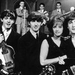 Los Beatles graban aparición en la televisión sueca