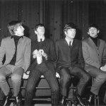 Los Beatles se presentan en Escocia