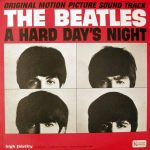"Lanzamiento del álbum ""A Hard Day's Night"" en USA"