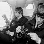 """Aparece una nueva canción de George, """"Hey Ringo"""""""