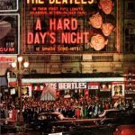 "Premiere de la película ""A Hard Day's Night"""