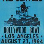 Los Beatles en el Hollywood Bowl