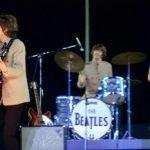 Los Beatles en el Shea Stadium