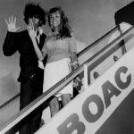 George y Pattie se van de luna de miel a Barbados