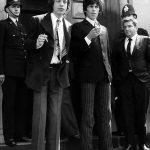 Arrestan a Rolling Stones por posesión de drogas, George se salva