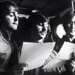 Los Beatles graban su cameo para Yellow Submarine