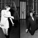 Ringo ensaya para el show de Cilla Black