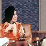John y Yoko graban su presentación para el show de Dick Cavett