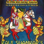 """Ravi Shankar's Music Festival From India"" producido por Dark Horse"