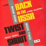 Se edita el single Back in the USSR/Twist and Shout