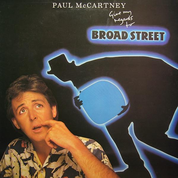 """Lanzamiento del soundtrack de """"Give My Regards to Broad Street"""""""