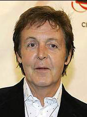 "Paul McCartney graba ""The Space Within US"""