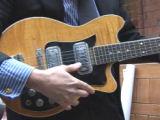 Guitarra de Harrison del 63′ se vende a más de lo esperado