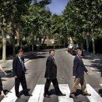 Los candidatos barceloneses 'Van Juntos' a las urnas
