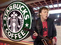 Starbucks-Paul
