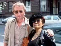 Reclutando fans para un video por Lennon