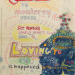 Subastarán obra de los Beatles para el festival de Monterey