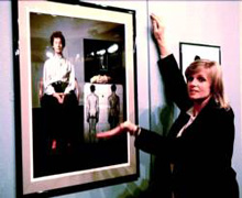 Exposición en Bath, 1987