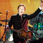 A pesar de presiones y amenazas, Paul McCartney visita Tel Aviv