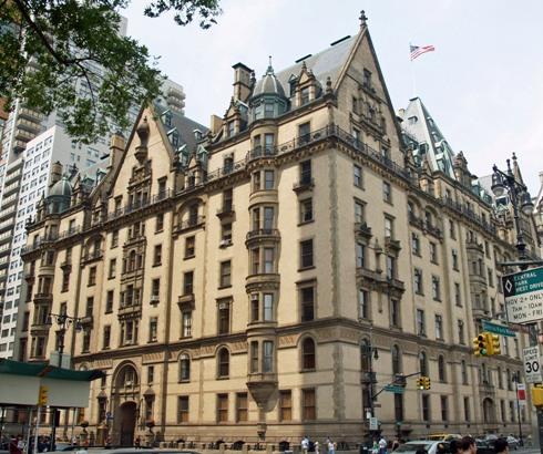 Tom Cruise y Katie Holmes compran un departamento en el edificio Dakota