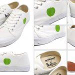 Las zapatillas (oficiales) de Los Beatles