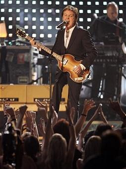 Se confirmó que Paul tocará en los Grammys este año
