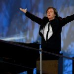 Paul toca en la inauguración de los Juegos Olímpicos Londres 2012