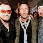 Julian Lennon delata ceguera de Bono