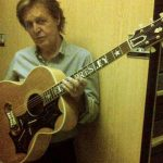 Paul McCartney se presenta en Memphis, Tennessee