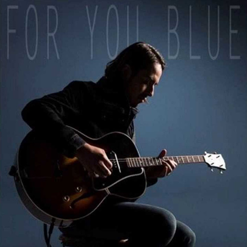 "Dhani Harrison graba ""For You Blue"""