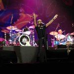 Ringo Starr se presenta en Lima, Perú