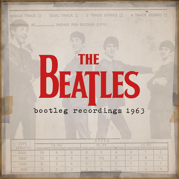 beatles bootleg recordings 1963