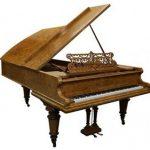 "Piano donde se escribió ""Help!"" será subastado"