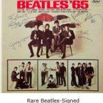 Subastan Rickenbacker 425 de George Harrison
