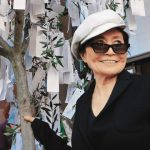 Termina la muestra de Yoko Ono en Colombia