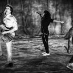 Preparativos para el Grammy: Paul ensaya y Dhani recibe premio de George