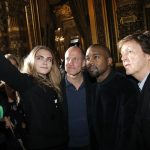 Paul McCartney acude al desfile de Stella