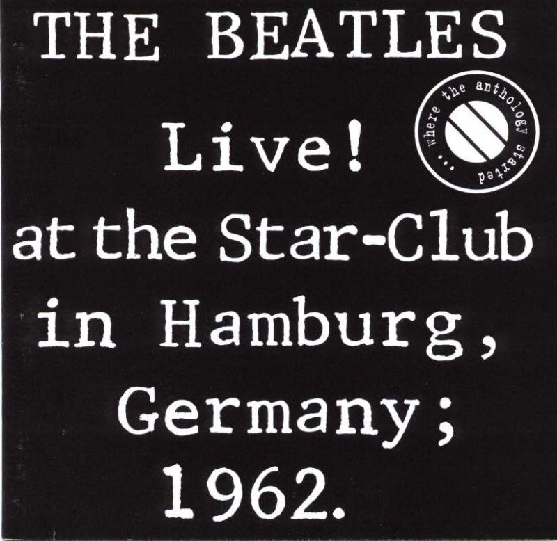 """Edición del LP """"The Beatles Live at The Star-Club in Hamburg, Germany 1962"""" en USA"""