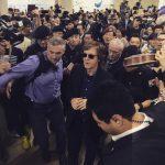 Paul McCartney llega a Corea