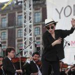Yoko Ono lleva su arte a Mexico