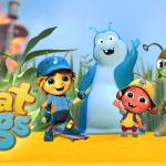 """""""Beat Bugs"""" la nueva serie infantil de Netflix con música de Los Beatles"""