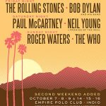 "Paul McCartney se presenta en el ""Desert Trip"""