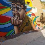 El mural más grande de John Lennon